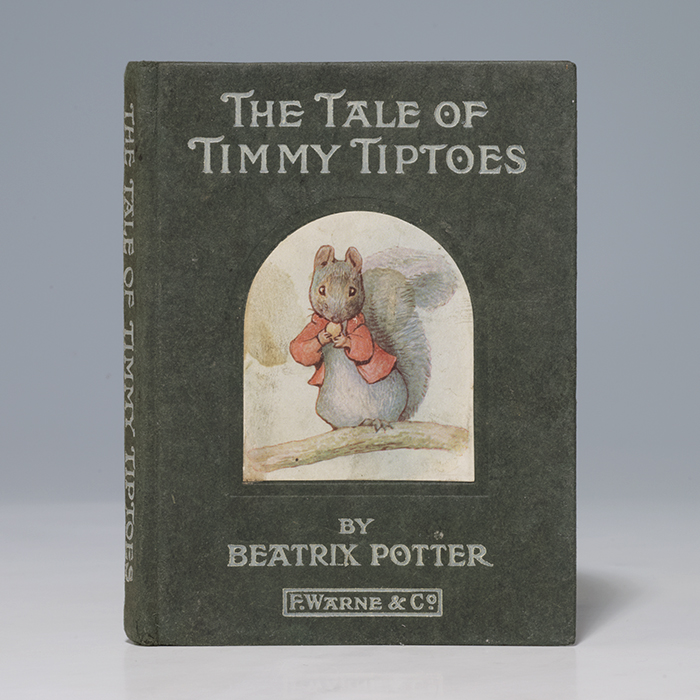 Tale of Timmy Tiptoes