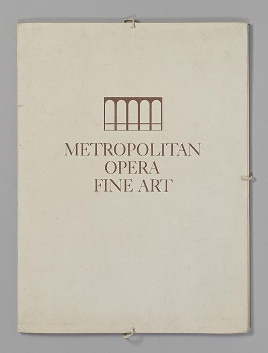 Metropolitan Opera Fine Art