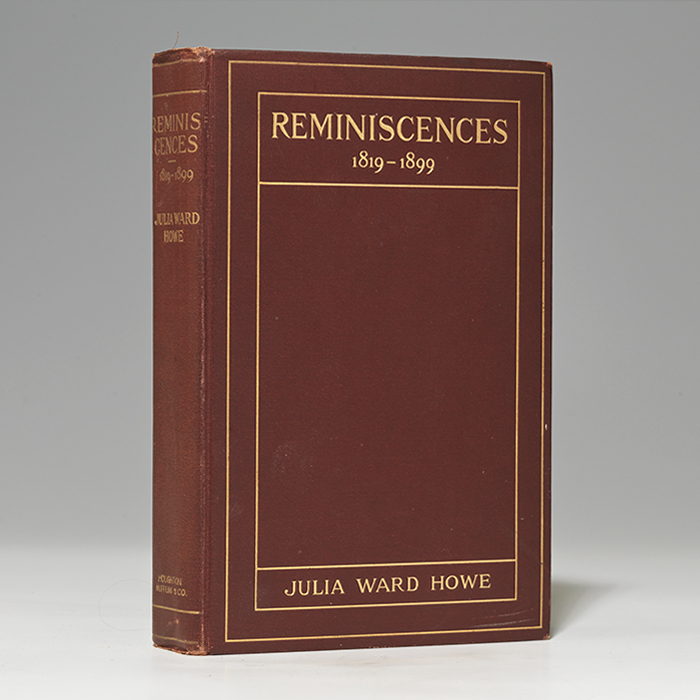Reminiscences 1819-1899