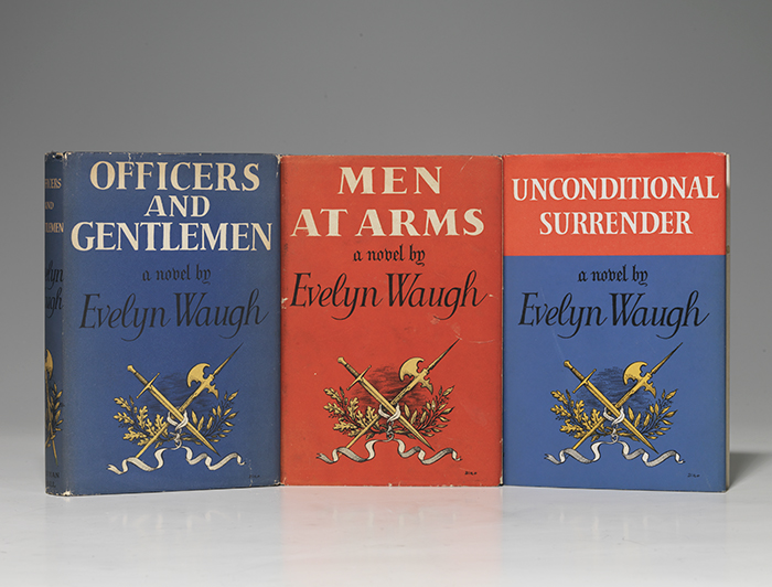 Men at Arms. WITH: Officers and Gentlemen. WITH: Unconditional Surrender