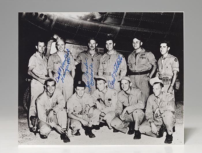 Photograph signed