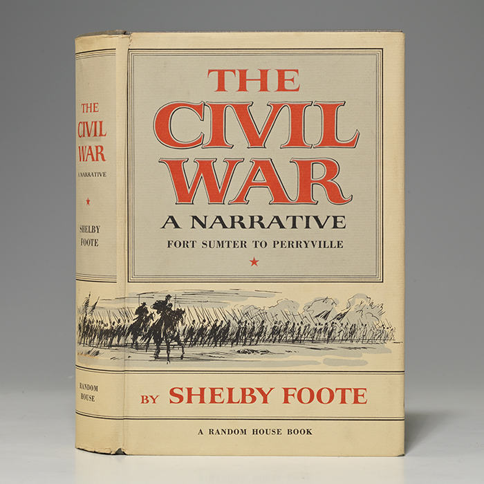 The Civil War. A Narrative. Fort Sumter to Perryville