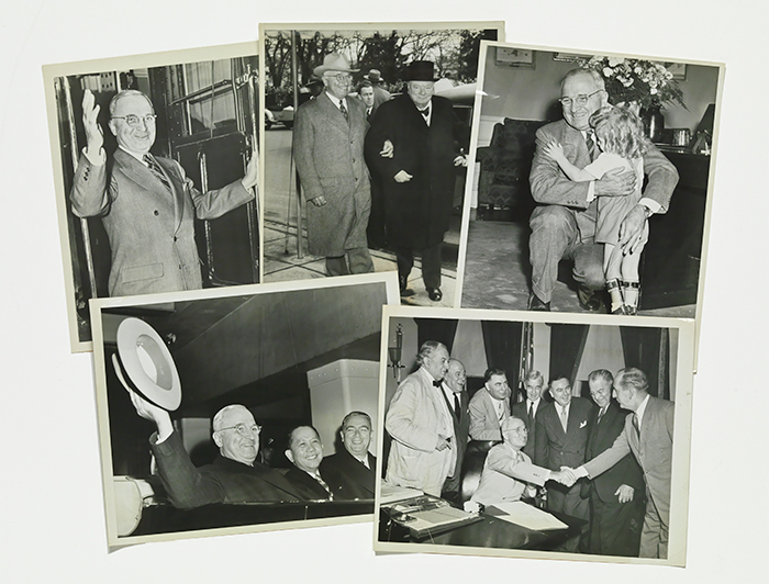 Photoarchive (from a newspaper morgue)