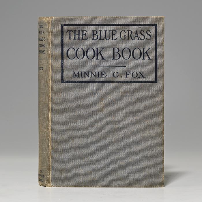 Blue Grass Cook Book