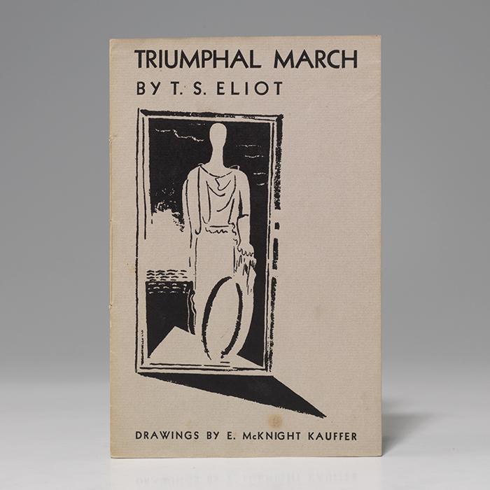 Triumphal March (Ariel Poems No. 35)