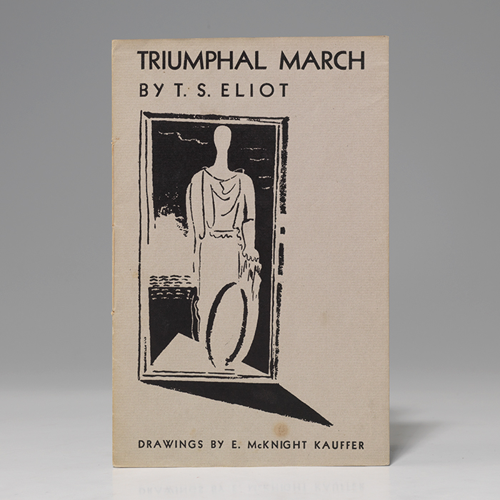 Triumphal March (Ariel Poems No. 35)