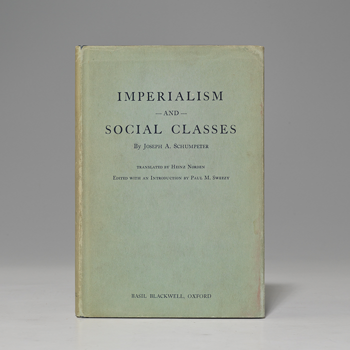 Imperialism and Social Classes