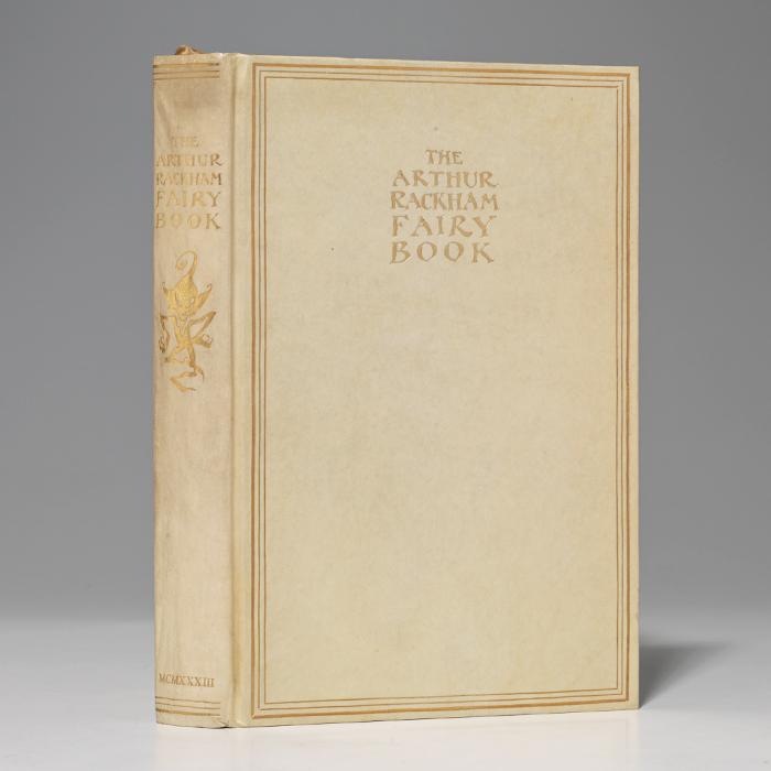 Arthur Rackham Fairy Book