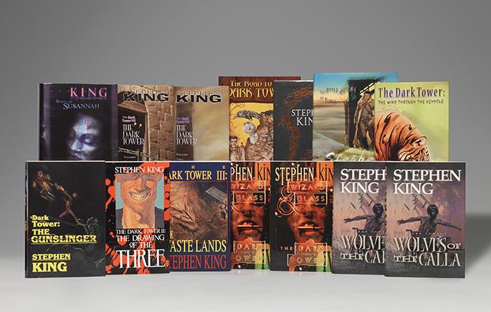 Dark Tower, Books I - VII (complete set)