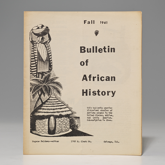 Bulletin of African History. Fall 1961