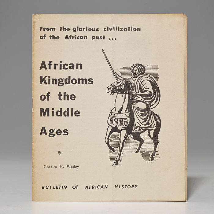 African Kingdoms of the Middle Ages. IN: Bulletin of African History