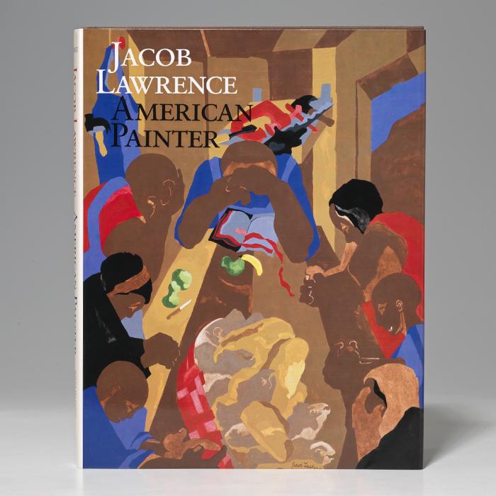 Jacob Lawrence. American Painter
