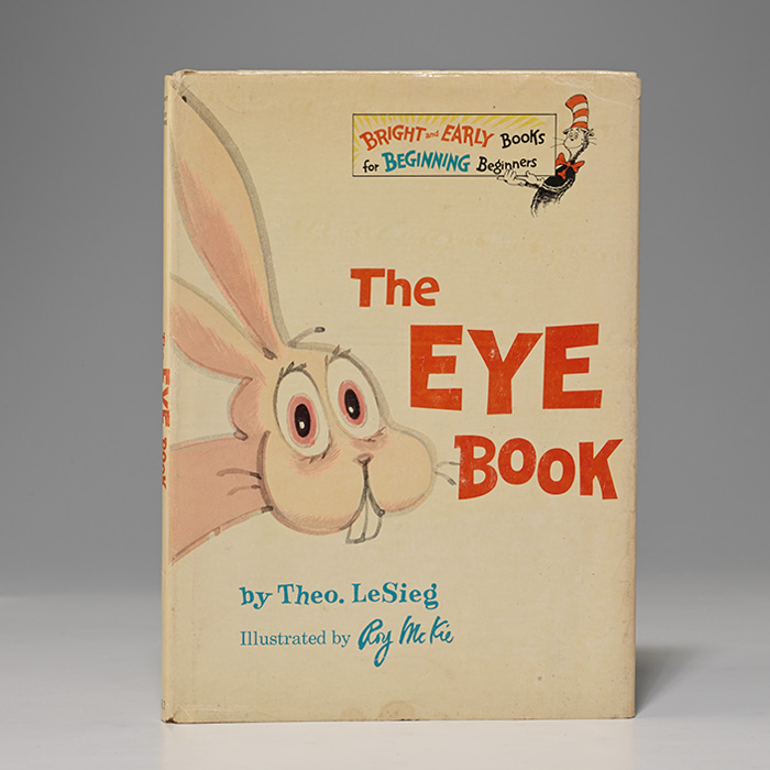 Eye Book