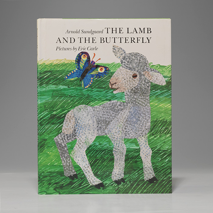Lamb and the Butterfly