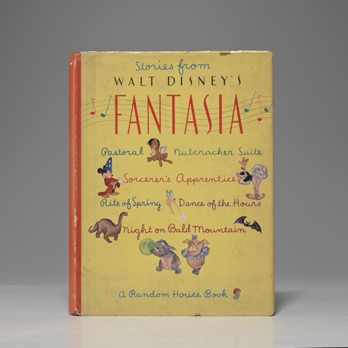 Stories from Walt Disney's Fantasia