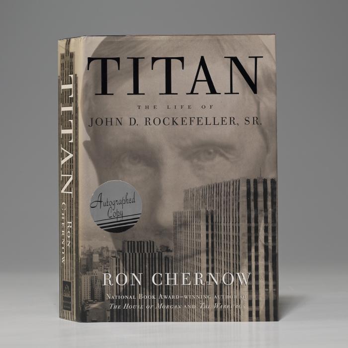 Titan: Life of John D. Rockefeller, Sr.