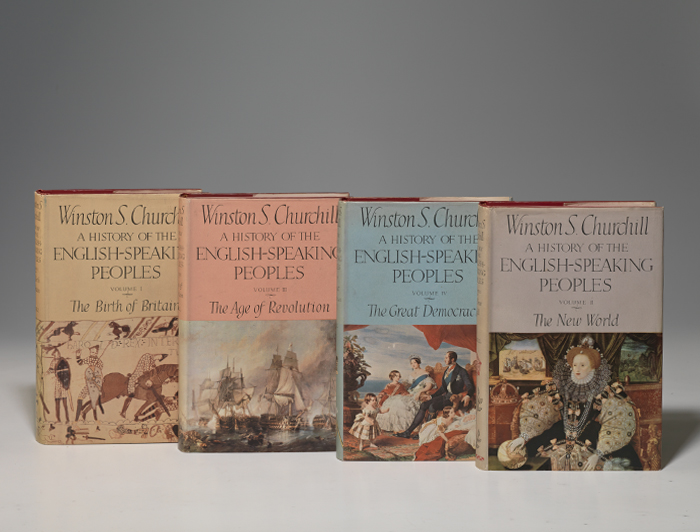 History of the English-Speaking Peoples