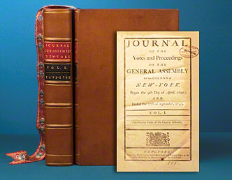 Journal of the Votes and Proceedings