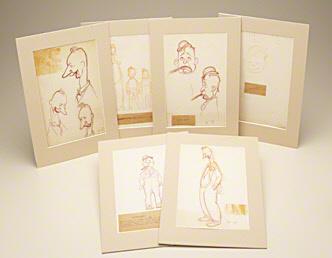 Original sketches