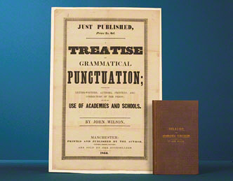 Treatise on Grammatical Punctuation