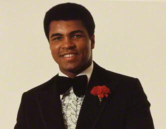 Photograph signed (portrait in tuxedo)
