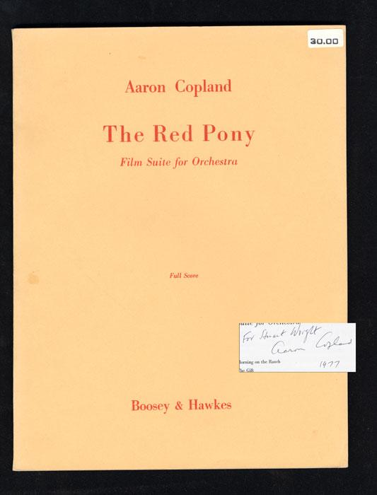 Red Pony