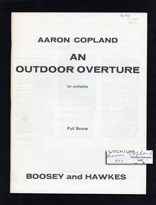 Outdoor Overture