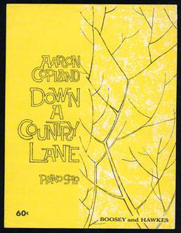 Down a Country Lane