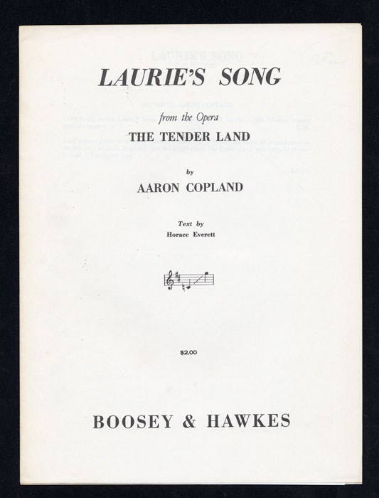 Laurie's Song