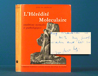 L'Heredite Moleculaire