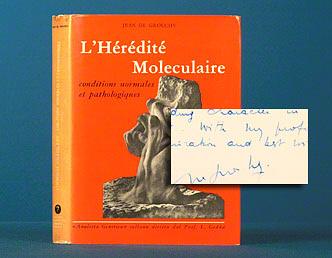 L'Heredite Moleculaire