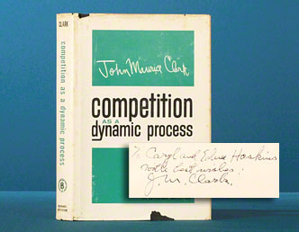 Competition As A Dynamic Process