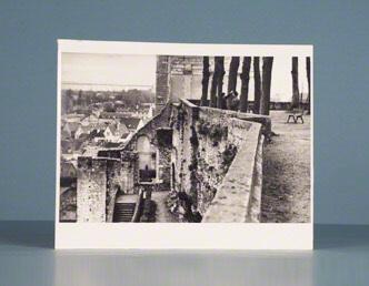 Photographic print, cityscape untitled