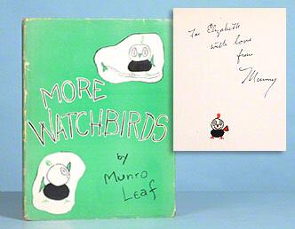 More Watchbirds