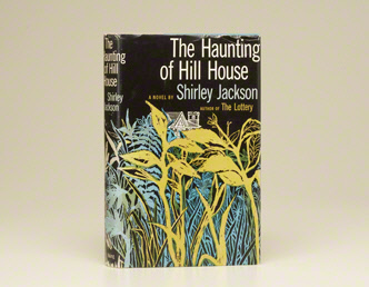 Haunting Of Hill House First Edition Shirley Jackson Bauman Rare Books