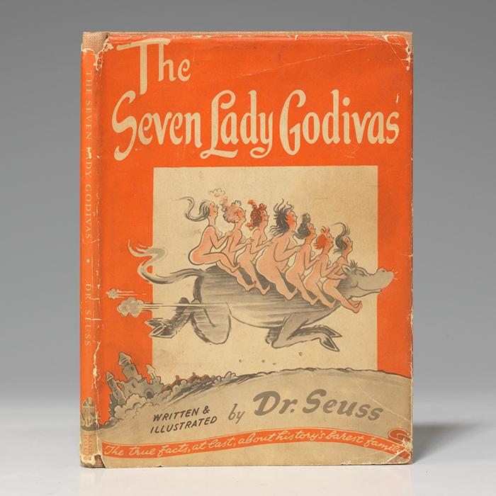 Seven Lady Godivas