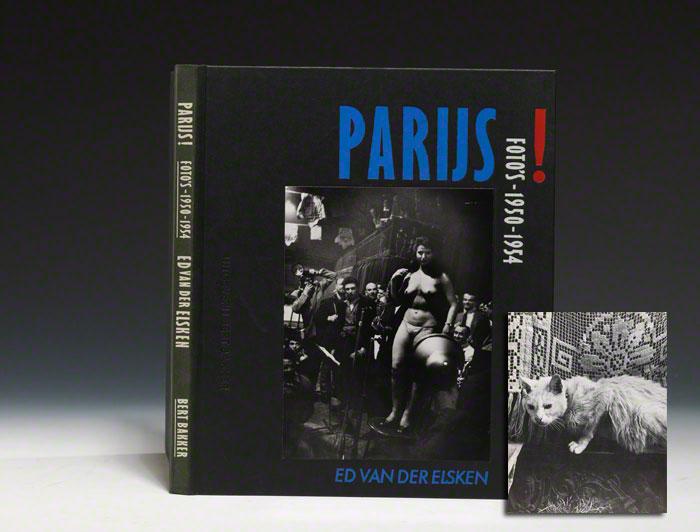 Parijs, Fotos 1950-1954
