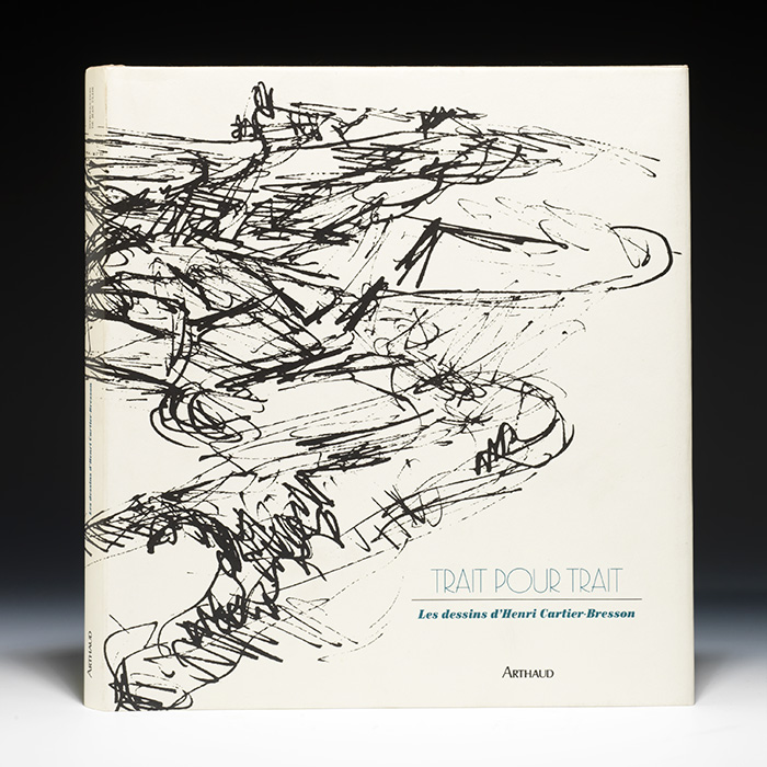 Trait pour trait. Les dessins d'Henri Cartier-Bresson