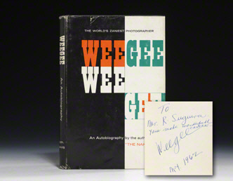 Weegee by Weegee