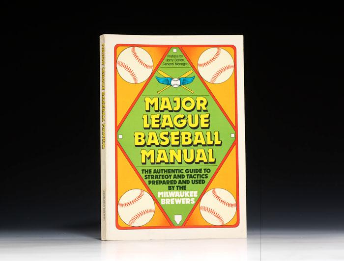 Major League Baseball Manual (Milwaukee Brewers)