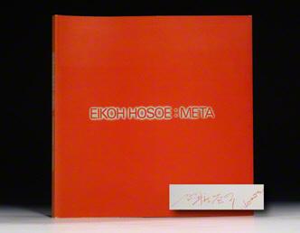 Eikoh Hosoe: Meta