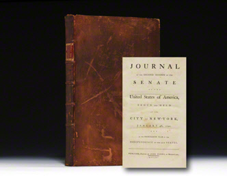 Journal of the Second Session of the Senate