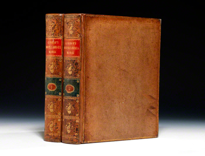 Miscellaneous Works of Edward Gibbon, Esquire