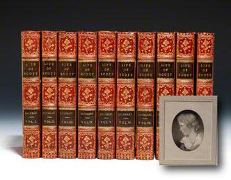 Memoirs of the Life of Sir Walter Scott
