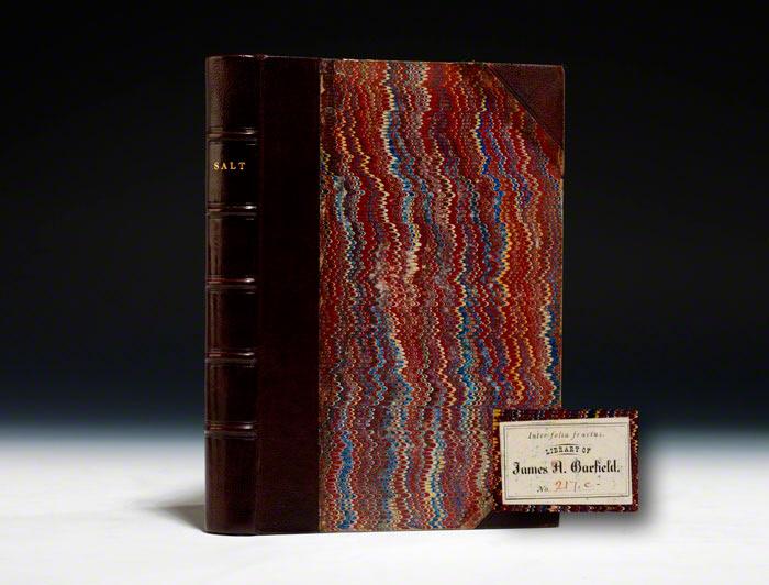 Salt [bound collection of pamphlets]