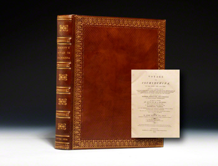 Voyage to Cochinchina, in the Years 1792 and 1793