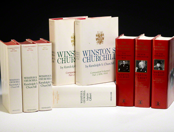 Companion Volumes to Official Biography