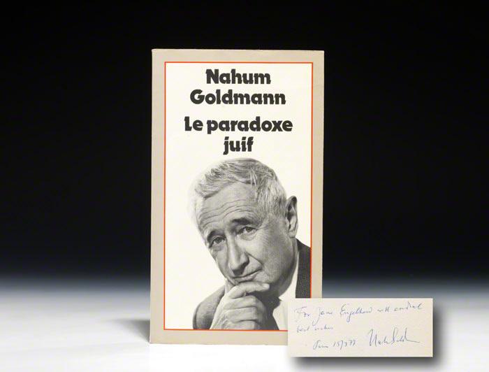 Paradoxe juif
