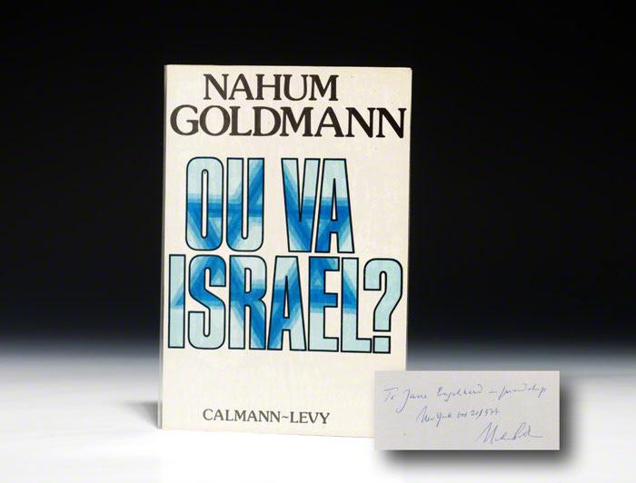 Ou va Israel?
