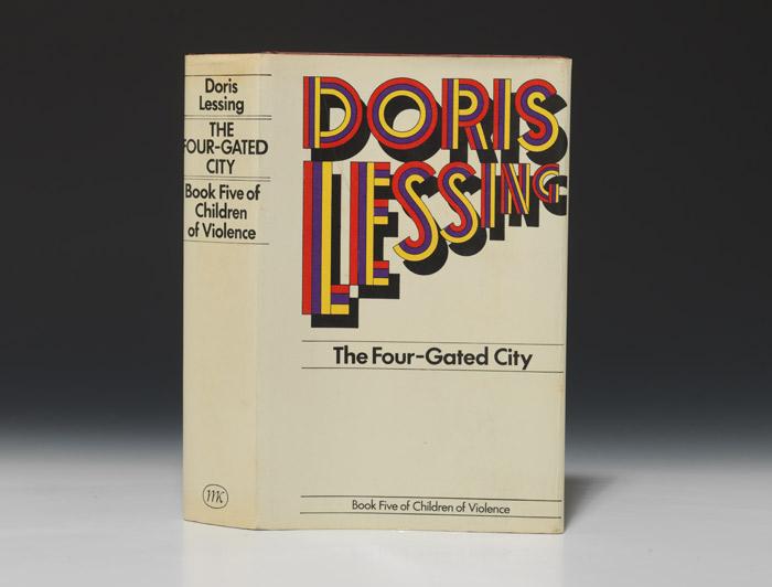 Four-Gated City. Book V